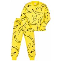11-3781011 Пижама, 3-7 лет, желтый