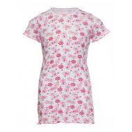 А-8-03 Сорочка ночная  для девочек, ластик