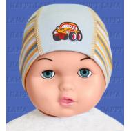 """Happy Lama"" шапка для мальчика"