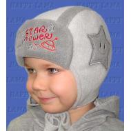 "Ф-Я 529 ""Happy Lama"" шапка для мальчика ""Star"""