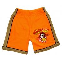 """5841-09 """"Футбол"""" шорты с лампасами для мальчиков, 5-8 лет"""