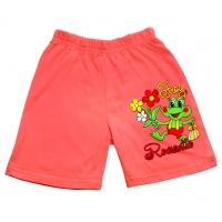 """5842-8 """"Romantic"""" шорты для девочек, 5-8 лет, розовые"""