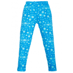 """11-14609 """"Blue Star"""" Лосины детские, 1-4 года, светло-голубой"""