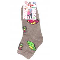 """L-0147 """"Тачки"""" Носки для мальчика"""