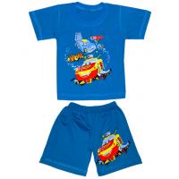 04-0223 Комплект футболка-шорты 86-104
