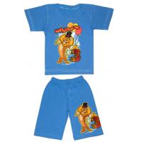 04-0224 Комплект для мальчика футболка-шорты 86-104