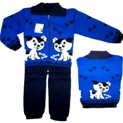 42-051101 «Щенок» костюм для мальчика, 92-98