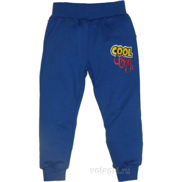 "10-148225 ""COOL BOY"" Костюм для мальчика, 1-4 года, серый меланж\синий"