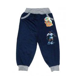 "10-149101 ""ФУТБОЛИСТ"" Штаны для мальчика, 1-4 года, темно-синий"