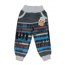 "10-149104 ""JUMP!"" Штаны для мальчика, 1-4 года, серый"