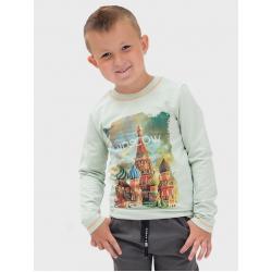 """10-7111101 """"MOSCOW"""" Джемпер для мальчика, 7-11 лет"""