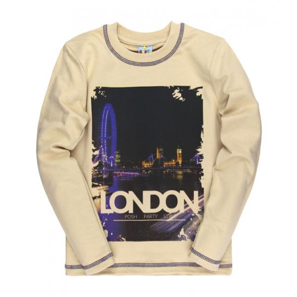 """10-7110103 """"LONDON"""" Джемер для мальчика, 7-11 лет"""