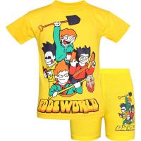 """45-58218 """"EDDSWORD"""" Комплект для мальчиков, 110-128, желтый"""