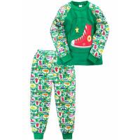 """11-258132 """"Бутсы"""" Пижама для мальчика, 2-5 лет"""