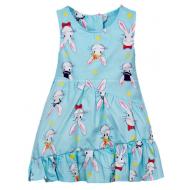 11-25401 Платье для девочки, 1-5 лет