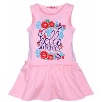 """11-37804 """"Sammer"""" Платье для девочки, 3-7 лет, розовый"""