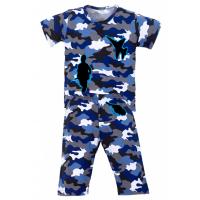 """11-582164 """"Army"""" комплект с бриджами для мальчика, 5-8 лет"""