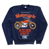 """11-8115102 """"MOTORCYCLE"""" Джемпер для мальчиков, 8-11 лет"""