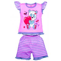 """11-142213 """"Taddy"""" комплект для девочек, 1-4 года"""